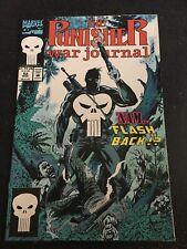 "Punisher:War Journal#52 Incredible Condition 9.4(1993)'Nam ""Flashback"""