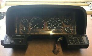 Jaguar XJ6 & XJ12 Dash/Instrument Display Module with Wood Panel