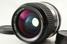 [TopMINT] Nikon NIKKOR 28mm f/2 Ai-S Ais Lens from japan #N475