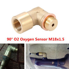 Car O2 Oxygen Sensor Extender Adapter Extension Spacer M18X1.5 Thread Universal