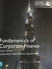 Fundamentals of Corporate Finance plus Pearson MyLab Finance with Pearson...