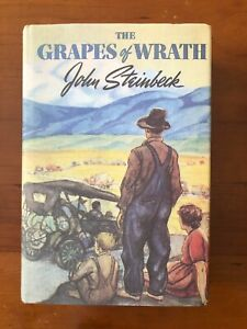 The Grapes of Wrath - John Steinbeck - The First Edition Library