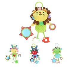 Baby Crib,Stroller,Cot,Buggy Car Seat Hanging Rattles Teether Toy Developmental