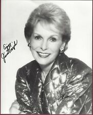 "Janet Leigh, Actress, Signed 8"" x 10"" B & W Photo, COA, UACC RD 036"