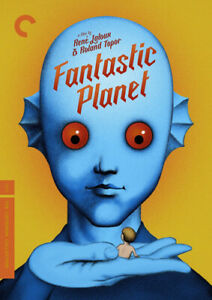 Fantastic Planet (Criterion Collection) [New DVD]
