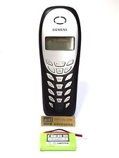 Gigaset a14 as14 parte mobile per a140 a145 a240 a245 as140 + nuovo Batterie Top