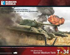 Rubicon Models: 280013 - Soviet T-34/76 Tank - Early/Mid War for Bolt Action