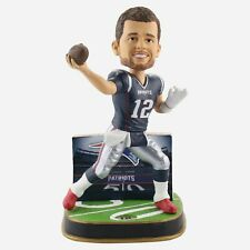 TOM BRADY NFL NEW ENGLAND PATRIOTS GAME DAY STADIUM BOBBLEHEAD