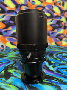 Kowa TV Zoom Lens 17-102mm f/2 Vintage (With Sony E Mount Adapter)