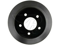 Disc Brake Rotor-Specialty - Street Performance Rear Raybestos 76316