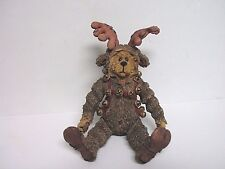 """Boyd's Bears """"Ivan Mosebeary"""" Jointed Resin Very Good Condition"""