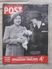 PICTURE POST - 26 JUNE 1943 - CHURCHILL'S TRAVELS: PRELUDE TO INVASION