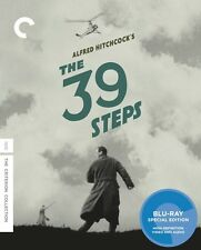 39 Steps [Criterion Collection] (2012, Blu-ray NEUF) (RÉGION A)