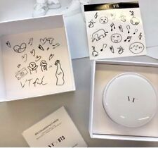 [BTS] BTS Cosmetic VT collaboration COLLAGEN White (No,21) PACT+STICKER Official