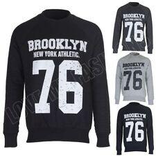 Unbranded Fleece Sweatshirt Hoodies & Sweats for Men