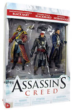 McFARLANE Assassin's Creed Golden Age of Piracy A Pirate 3 Pack Action Figure