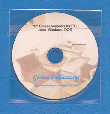C Cross Compiler Collection, PC, Linux, Windows, DOS