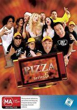 Pizza - Series 5 NEW R4 DVD