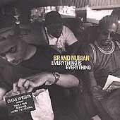 *** CD Everything Is Everything [PA] by Brand Nubian (CD, Nov-1994, Elektra) ***