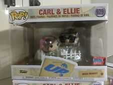 Funko Pop - Carl & Ellie - Disney Movie Moment - Limited Edition