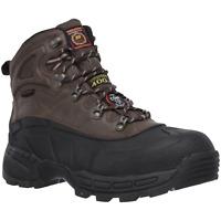 Skechers Men's Radford Composite Toe Waterproof Insulated Work Boot Black Size 8