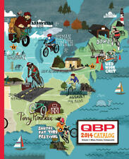2014 QBP Catalog Bike Parts Quality Products Races Book Ride Bicycle Cyclist