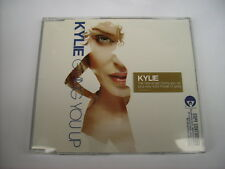 KYLIE MINOGUE - GIVING YOU UP - CD SINGLE BRAND NEW GERMANY 2005