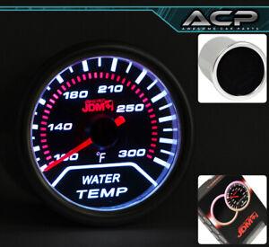 52MM Water Temp Temperature Meter Gauge Auto Analog Needle JDM For Mazda Miata