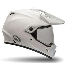 Dual Sport Plain BELL Motorcycle Helmets