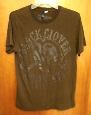 BLACK CLOVER BOXING CLUB med T shirt Queens tee New York old school logo