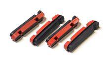 Pattini freno Campagnolo Fulcrum per carbonio BR-BO500X1 compatibilità Shimano