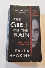 The Girl on the Train - Paula Hawkins Paperback Good PB Softcover