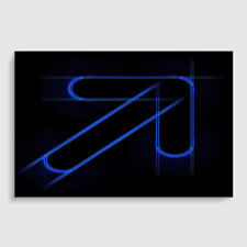 Multi-Colour Abstract Art Posters