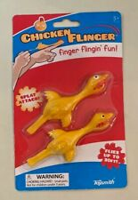 Toysmith Chicken Flingers-New in Box