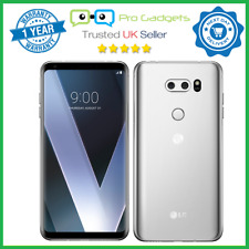 New LG V30+ Plus H930DS Dual Sim 4GB RAM 128GB Cloud Silver - 1 Year Warranty