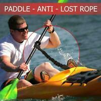 Kayak Canoe Paddle Fishing Leash Rope Rod Leash Safety Boats Accessories wi I2B9