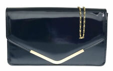 Unbranded Leather Outer Clutch Bags