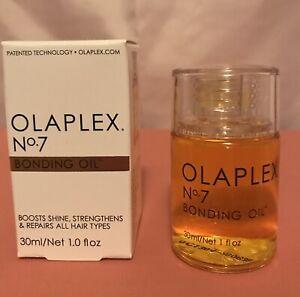 OLAPLEX NO.7 BONDING OIL 30 ml / 1 oz (NEW / 100 % AUTHENTIC)