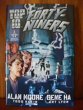 Top 10: The Forty-Niners - Alan Moore/Gene Ha - America's Best Comics HCw/DJ 1st
