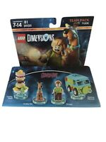 LEGO Dimensions Scooby Doo Shaggy Mystery Machine Snack Team Pack 71206  NEW