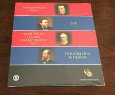 2011 Presidential Dollar Coins Uncirculated Set (PD)