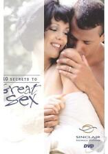 Better Sex Video Series: 10 Secrets to Great Sex DVD w/ Special Features Sinclai