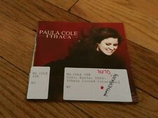 Ithaca CD Paula Cole Hard Way Music In Me Sex Lifetimes Violet Eyes Come Inside
