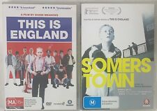 This Is England + Somers Towns (like New) DVD R4 PAL New and Sealed Sent Tracked