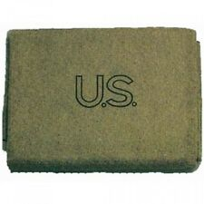 Military Outdoor Clothing U.S. Style Wool 3Pound Military Blanket