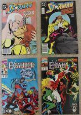 New listing  00006000 Lot of 19 English comic books (Marvel, Dc, Vertigo, Eclipse, Harvey, Idw, etc)