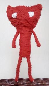 Unravel Yarny Plush Doll From Videogame Plush Handmade