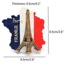 Tourist Souvenir Favorite Travel Resin 3D Fridge Magnet - Eiffel Tower, Paris