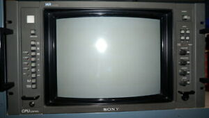 SONY MONITEUR VIDEO CRT BVM-1416P