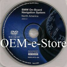2004 2005 2006 BMW 745i 745Li 750i 750Li 760i 760Li Navigation DVD High Map